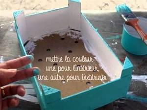 Recyclage Petite Cagette : diy recycler des cagettes youtube ~ Nature-et-papiers.com Idées de Décoration