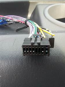 Wiring Diagram Head Unit Adapter
