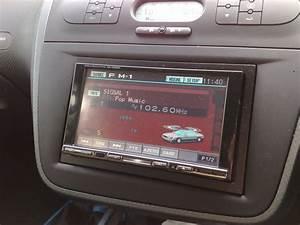 Poste Double Din : alpine ine w710d seat altea xl toledo poste navigation ~ Melissatoandfro.com Idées de Décoration