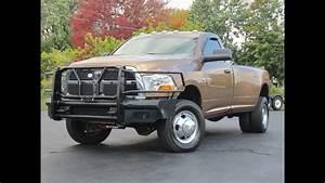 2012 Dodge Ram 3500 St 4x4 Cummins Diesel Dually Sold