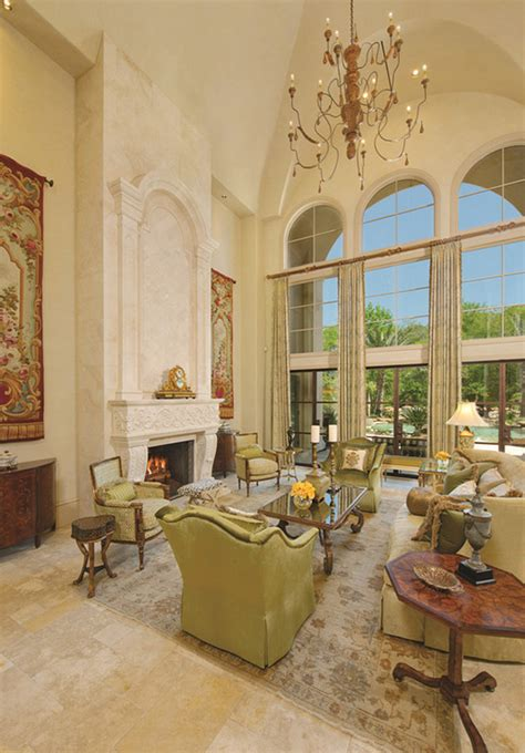 20 Luxurious Design Of A Mediterranean Living Room House