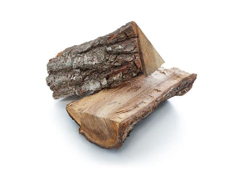 stack  white oak tree logs stock image image  rings