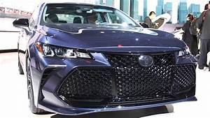 The 2019 Toyota Avalon Is A Love Letter To Land Yachts
