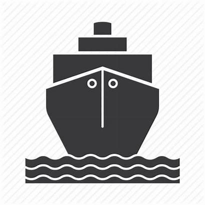 Ship Silhouette Cruise Clipart Travel Clip