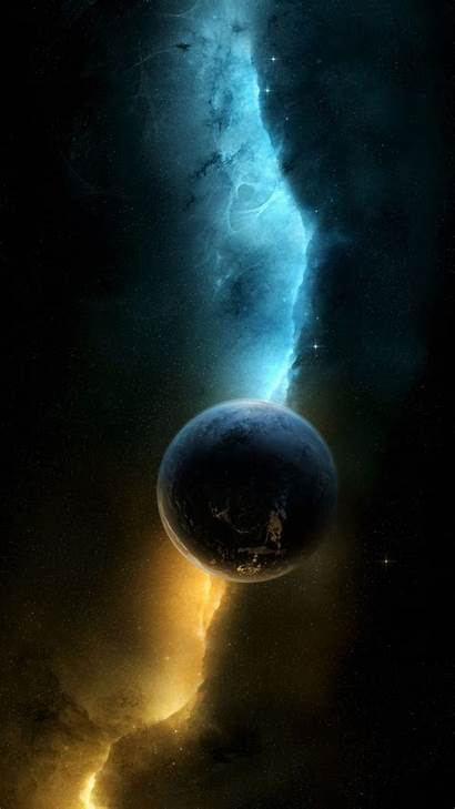 Space Wallpapers Mobile Cosmic Smartphone 1080 Alone