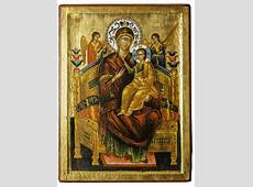 Mount Athos Area Organization Icons Athos Mount Tradition