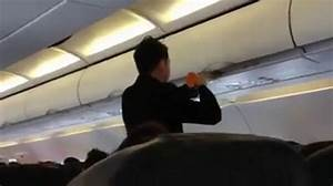 Dad jokes and more: This hilarious pre-flight safety ...