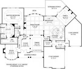 daylight basement floor plans drewnoport 7395 4 bedrooms and 4 baths the house designers