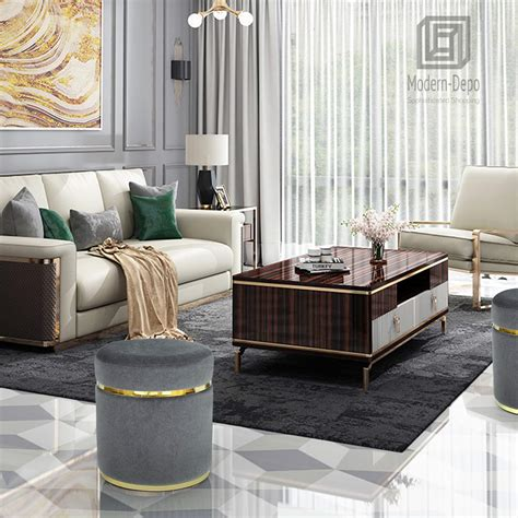 Upholstered Stools For Living Room by Small Living Room Ottoman Upholstered Foot Rest
