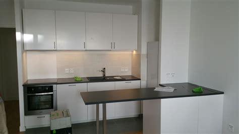 image cuisine ikea cuisine ikea dans appartement neuf