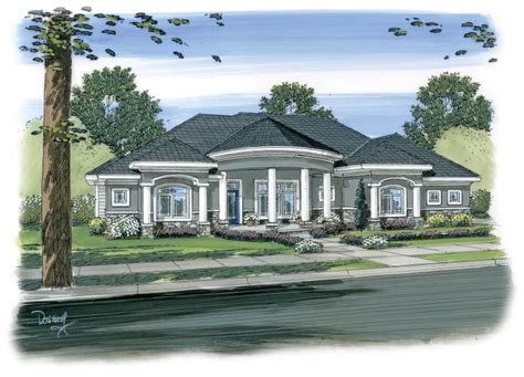 two craftsman style house plans 1 mediterranean house plan bellamare