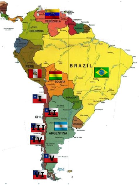 Zinggi::CH [Sudamérica - Vista de conjunto]