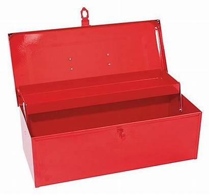 Tool Clipart Chest Box Open Cartoon Lift