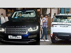 From Alia Bhatt to Shahrukh Khan India's Range Rover