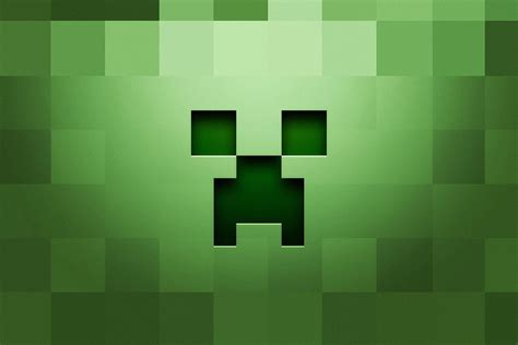 minecraft creeper logo poster  hot posters
