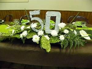 Idee Deco Table Anniversaire 70 Ans : deco table anniversaire femme 50 ans recherche google anniversaire decoration table ~ Dode.kayakingforconservation.com Idées de Décoration