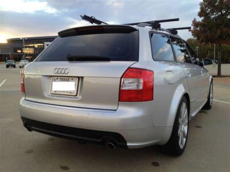 Buy Used 2004 Audi A4 1.8t Ultrasport Quattro Avant (s