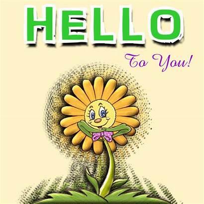 Hello Ecard Hi Send Greeting Cards Greetings