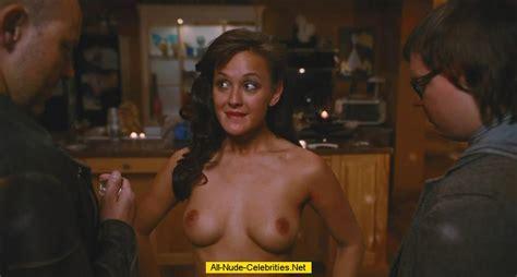 Claudette Mink  nackt