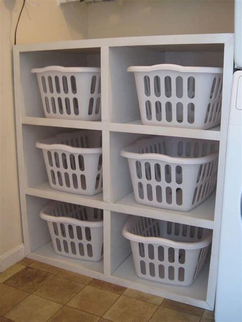 Closet Organizer Baskets by Laundry Basket Storage Linen Closet Add A Counter Top
