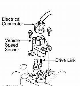 How Do I Change A Speed Sensor In A 97 Accord  4 Cyl  Is