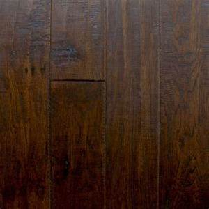 millstead take home sample hand scraped hickory chestnut With milstead flooring