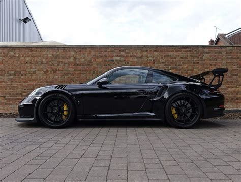 black porsche 911 gt3 2015 65 porsche 911 991 gt3 rs black