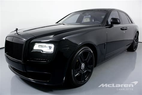 Used Rolls Royce Ghost For Sale by Used 2015 Rolls Royce Ghost For Sale 142 456 Mclaren