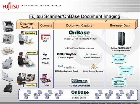 Fujitsu Scanners and Hyland Software Webinar Delivering ...