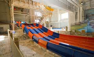 Great Wolf Lodge Water Park Slides