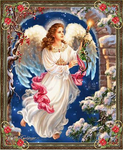 Angels Dreamies Angel Engelen Francisca Kerstanimations Noel