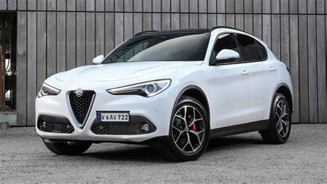 alfa romeo stelvio  pricing  specs confirmed car