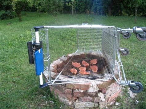 Wood Filing Cabinet Walmart by Redneck Bbq Life Hacks 10 Ways You Can Bbq Even Without A
