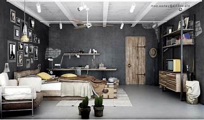 Industrial Bedrooms Divine Interior Schlafzimmer Avso