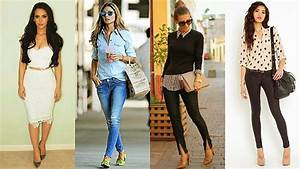 TENDENCIAS 2017 | OUTFITS CASUALES Y COMPLEMENTOS - YouTube