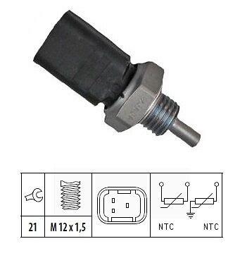 Engine Coolant Temperature Sensor Renault