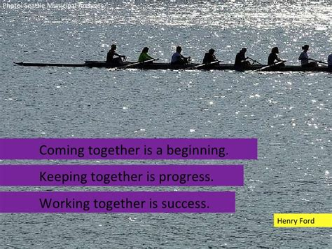 henry ford quote  team work