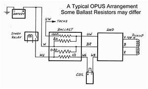Opus Wiring To Tachometer - Jaguar Forums