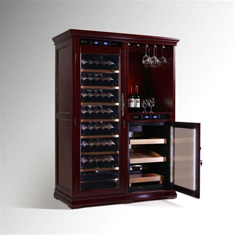 Cigar Humidor Cabinet Combo by Cigar Cabinet Plans Woodworking Projects Plans
