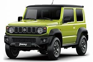 New 2019 Suzuki Jimny SUV UK Prices Revealed Auto Express