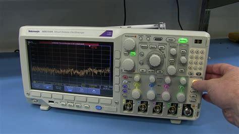 eevblog  tektronix mdo mixed domain oscilloscope