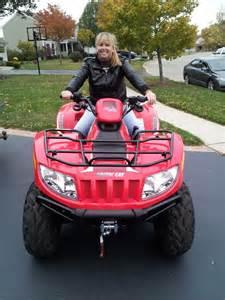 Nice Lifted ATV