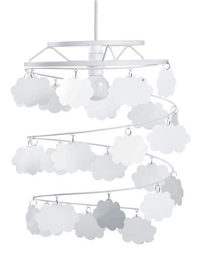 suspension chambre bébé luminaire suspension nuage chambre déco bébé la chambre