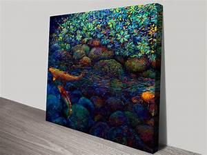 Limerance Wall Art Print by Iris Scott Australia | Finger ...