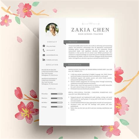 Data Visualization Expert Resume by Business Infographic Professional Resume Template
