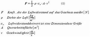 Flugbahn Geschoss Berechnen : wie man die flugbahn von einer gewehrkugel berechnet mit ~ Themetempest.com Abrechnung