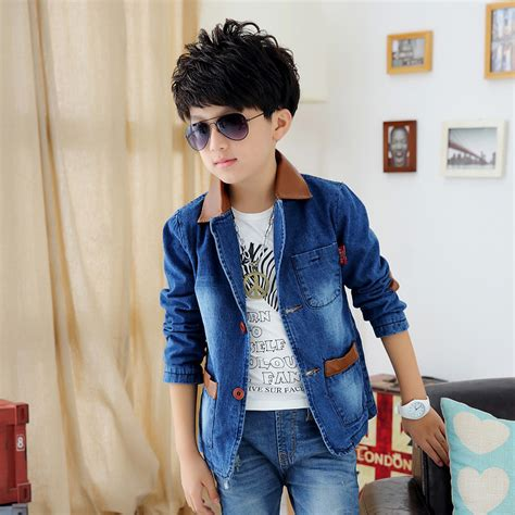 boys style aliexpress com buy 2015 spring and autumn new style boys jackets and coats boys blazers jeans