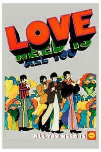 The Beatles * All You Need Is Love