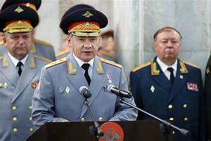 Russian Defence Minister awarded the Order of Kutuzov to ...