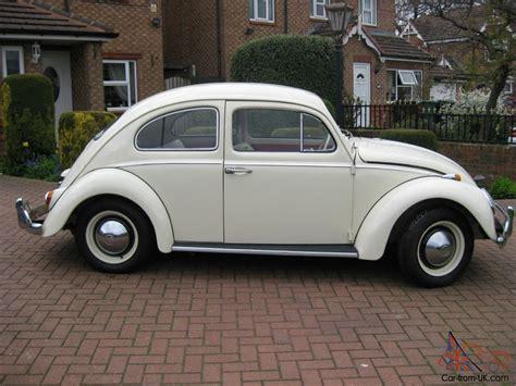 volkswagen bug white 1963 white vw beetle fully restored